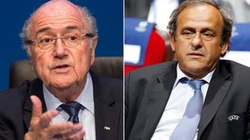 2015-11-24 FIFA chce dożywotniej dyskwalifikacji Platiniego