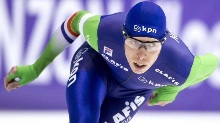 Bergsma najlepszy na 10 000 m