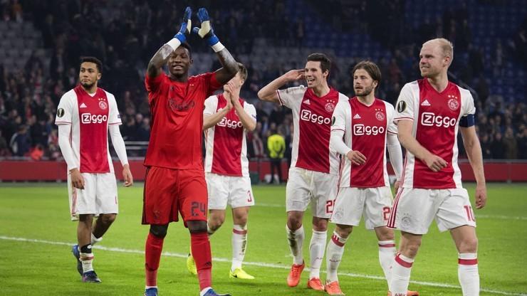 Ajax Amsterdam - FC Twente: Transmisja na żywo