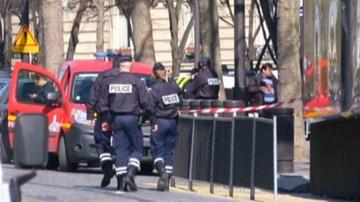 Eksplozja przesyłki w biurze MFW w Paryżu. Jedna osoba ranna