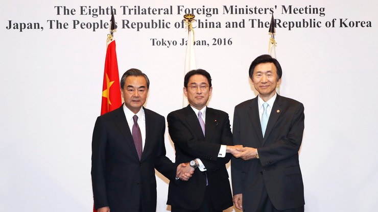 Japonia, Chiny i Korea Płd. nalegają, by Korea Płn. zaprzestała prowokacji