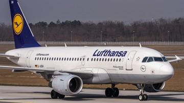 """06-12-2015 18:54 Pasażer Lufthansy krzyczał """"chcę dołączyć do Allaha"""""""