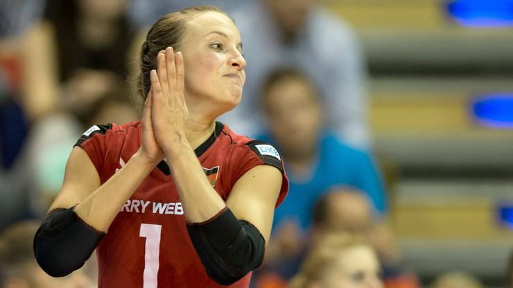 Impel Wrocław pozyskał reprezentantkę Niemiec