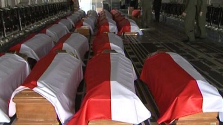 We wtorek i czwartek kolejne ekshumacje ofiar katastrofy smoleńskiej