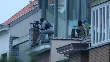 16-03-2016 12:15 Zatrzymano sprawców wtorkowej strzelaniny w Brukseli