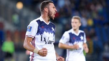 2017-08-08 Puchar Polski: Gonzalez katem Wisły Płock! Biała Gwiazda gra dalej