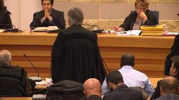 10-11-2017 06:56 Oświadczenia Polaków, ofiar napaści z Rimini, przesłane do sądu