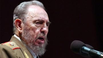 """27-11-2016 06:38 """"Reprezentuje zło, którego nie da się wyrazić"""". Kubański profesor z Yale o Castro"""
