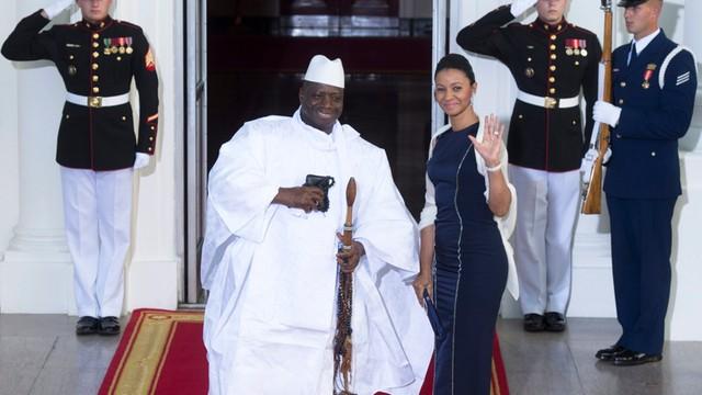 Gambia: Stan absolutnie wyjątkowy