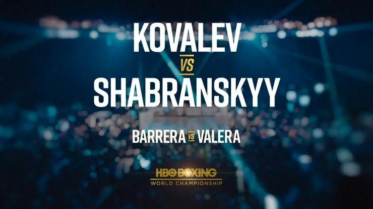 Kowaliow vs Szabrański: Oficjalna zapowiedź walki!