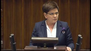 Premier o wniosku PO: to brak powagi, intelektualna i merytoryczna kapitulacja