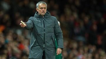 2017-03-20 Mourinho: Ważniejszy jest dla mnie triumf w Lidze Europy