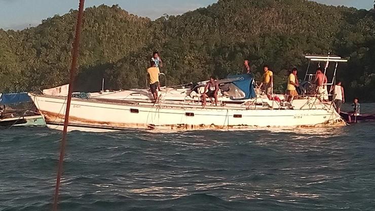 Jacht dryfował w pobliżu Filipin. Na pokładzie zmumifikowane ciało niemieckiego podróżnika