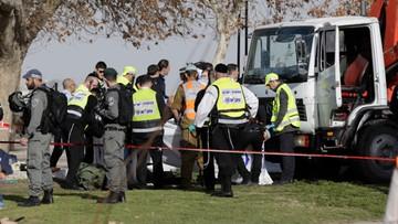 08-01-2017 21:26 Zamachowiec z Jerozolimy zidentyfikowany. Był salafitą