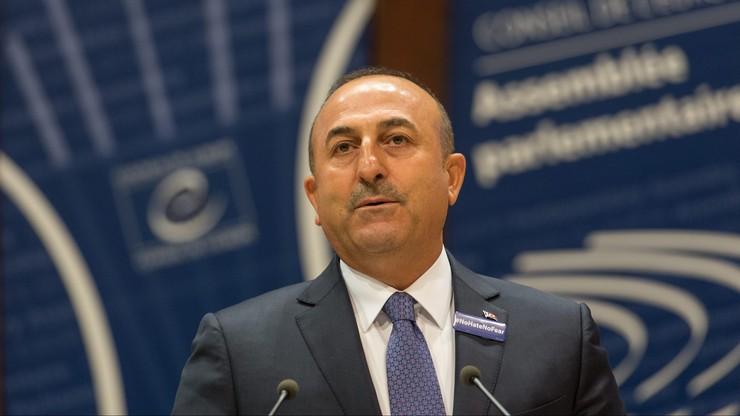"""""""Cierpliwość Turcji wobec UE ma swoje granice"""". Szef tureckiego MSZ ostrzega"""