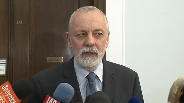 PiS w trybie wyborczym pozwało szefa klubu PO