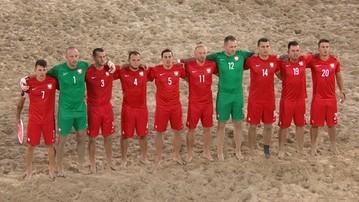 2016-11-03 Beach soccer: Polska - ZEA. Transmisja w Polsacie Sport Extra