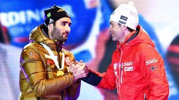 2017-02-16 MŚ w biathlonie - Fourcade znów zawalczy o złoto