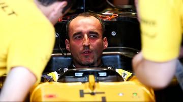 2017-09-16 Kubica ma szansę trafić do trzech zespołów Formuły 1