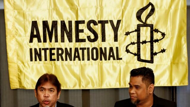 Amnesty International: antyestablishmentowi politycy wśród przyczyn regresu praw człowieka