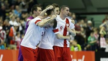 2017-10-16 Futsalowe ME: Słoweńsko-gruzińskie testy Polaków