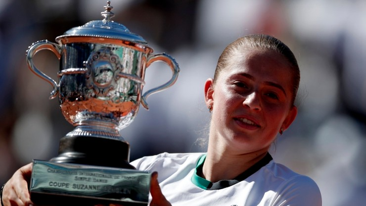 French Open: Wielki triumf Ostapenko!