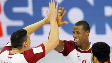 2015-11-28 Piłkarze ręczni Kataru zagrają w Rio
