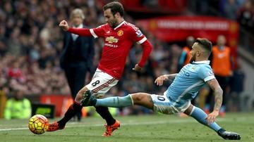 2015-10-25 Wielkie derby, w których nie działo się nic. W Manchesterze bez bramek i emocji