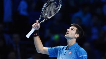 2015-11-19 ATP Finals: Djokovic w półfinale!