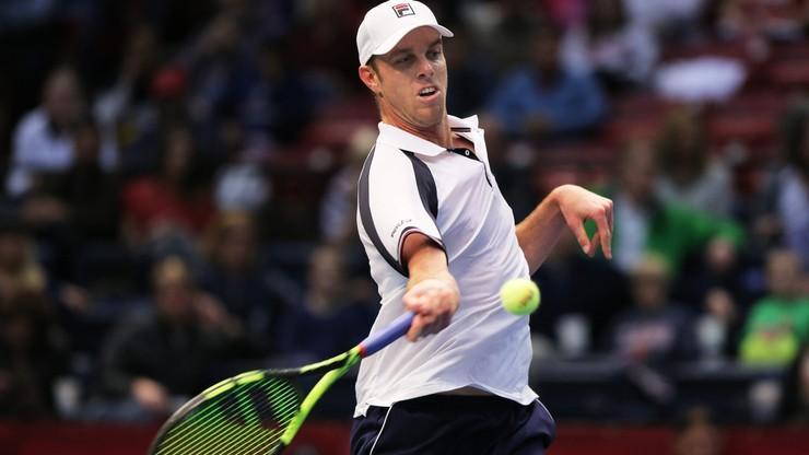 Turniej ATP w Delray Beach: Querrey nie obroni tytułu