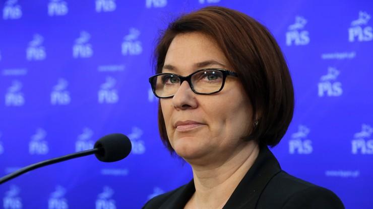 Beata Mazurek rzeczniczką klubu PiS