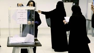 13-12-2015 14:47 Arabia Saudyjska: kobieta wybrana do władz miejskich