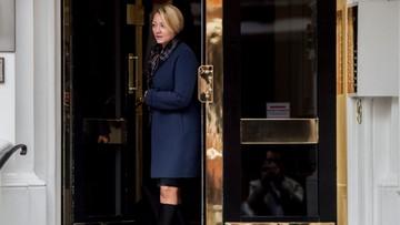 15-11-2016 19:47 Szwedzka prokurator przesłuchała Assange'a. Pobrano od niego próbkę DNA