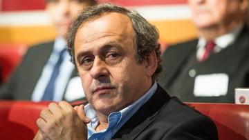07-01-2016 20:43 Platini: bye, bye FIFA. Czas nie jest dla mnie dobry