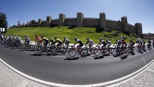 Triumfator Vuelta a Espana włamywaczem - policja złapała go na gorącym uczynku