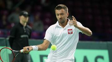 2015-10-26 ATP w Walencji: Przysiężny przeszedł kwalifikacje