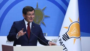 05-05-2016 17:45 Turcja: Davutoglu przestanie być szefem rządzącej AKP i premierem