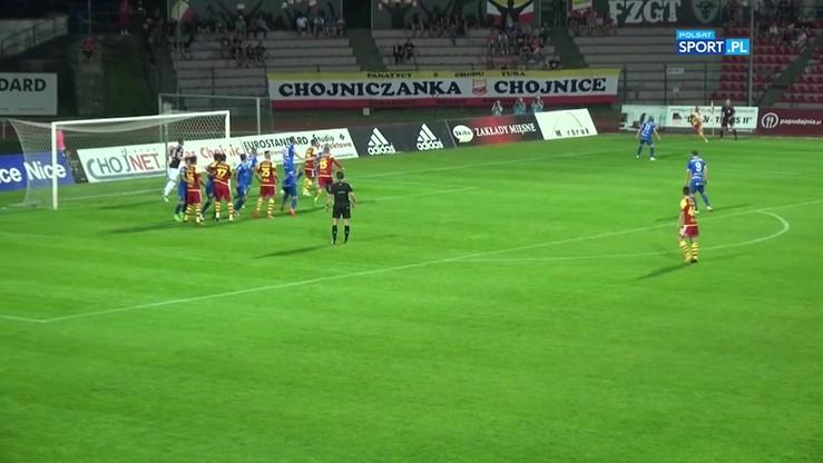 2017-08-21  Chojniczanka Chojnice - Podbeskidzie Bielsko-Biała 4:0. Skrót meczu