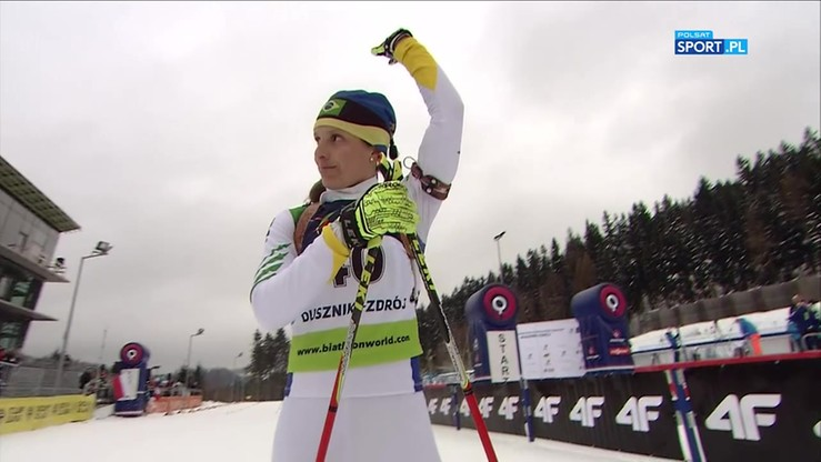 Trochę egzotyki na biathlonowych ME! Dwudziestominutowa strata Brazylijki