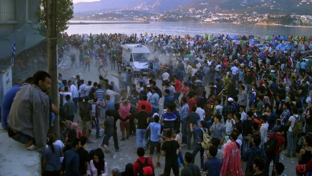 Grecja. Minister: sytuacja na Lesbos bliska wybuchu