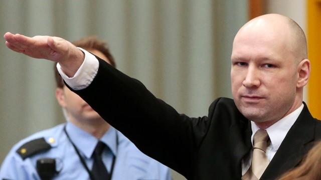 Norwegia: Będzie apelacja od wyroku korzystnego dla Breivika