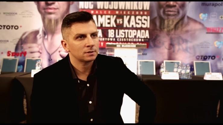 Borek o gali w Częstochowie: Być może to będzie ostatnia walka