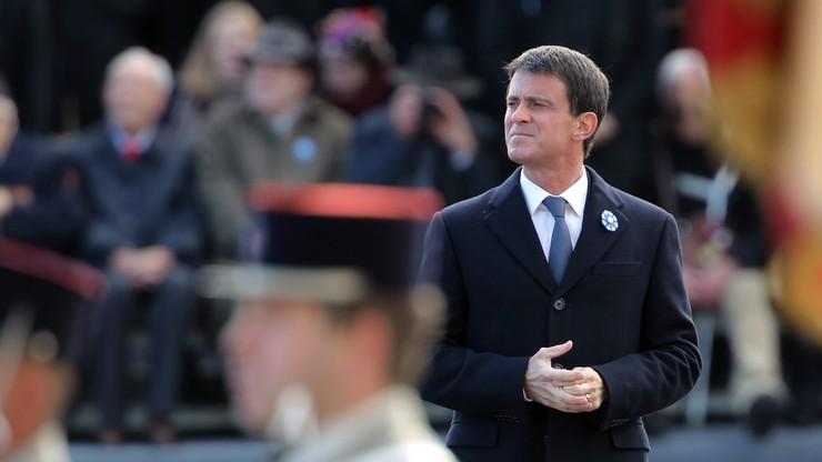 Premier Francji: stan wyjątkowy najpewniej zostanie przedłużony