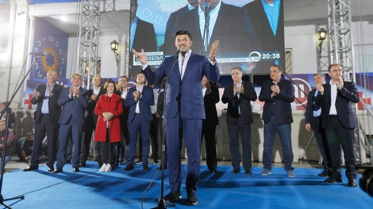 Exit poll: w Gruzji wygrywa partia rządząca