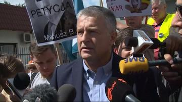 Przesłuchanie Władysława Frasyniuka w Długołęce