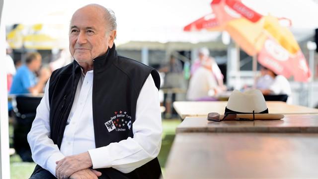 Sepp Blatter: zostanę doceniony, gdy już odejdę z FIFA