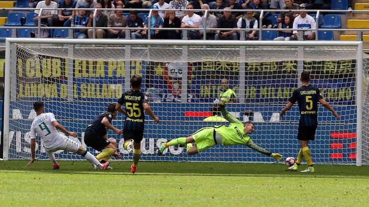 Serie A: Inter Mediolan przegrał czwarty mecz z rzędu