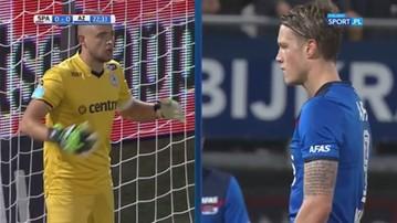 2017-09-18 Napastnik AZ Alkmaar zmarnował dwa karne w odstępie minuty! (WIDEO)