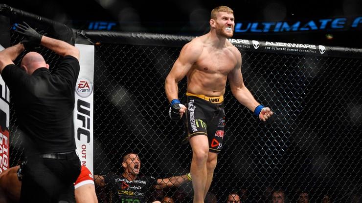 UFC: Fabiński i Błachowicz poznali rywali!