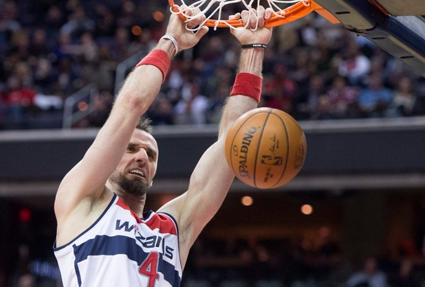 Kolejny dobry mecz Gortata - Wizards pokonali Chicago Bulls